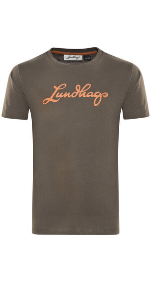 Lundhags Lundhags Tee Junior Tea Green
